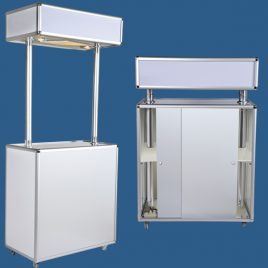 Alüminyum Stant (Aluminium Stand)